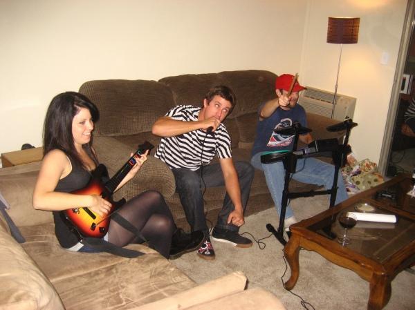 Guitar Hero Super Stars [Me, Eric, and the Boyfriend]